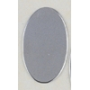 Mirror Acrylic 18x25mm Oval